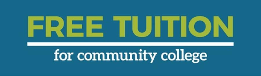 Tuition Free for Community College header